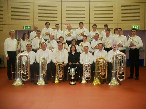 Contest Band 2004